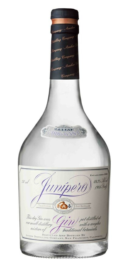 junipero gin Review: Junipero Gin