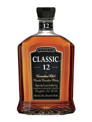 canadian club classic Review: Canadian Club Classic 12 Whiskey