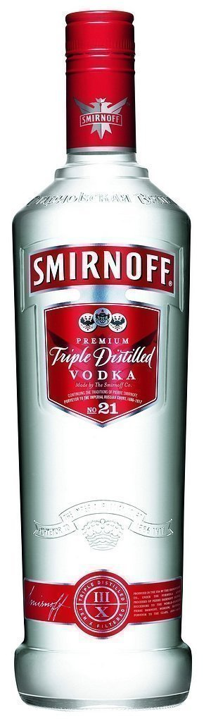 smirnoff vodka 007 Drinks Smirnoff Once Again