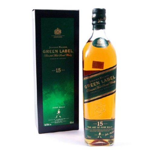johnnie walker green label Review: Johnnie Walker Green Label Scotch