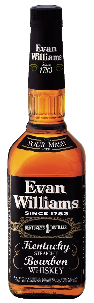 evan williams Review: Evan Williams Black Label Bourbon