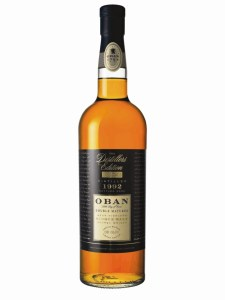 oban double matured 1993 225x300 Review: Oban 18 Year and 1993 Distillers Edition Scotch Whisky