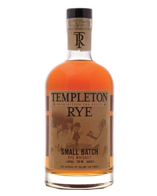 templeton rye Review: Templeton Rye Prohibition Era Whiskey