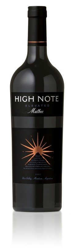 2007 high note malbec1 Review: 2007 High Note Malbec