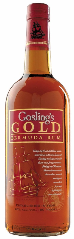 goslings gold rum Review: Goslings Black Seal and Gold Rum