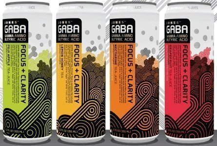 jones gaba lineup Review: Jones Soda GABA Lineup