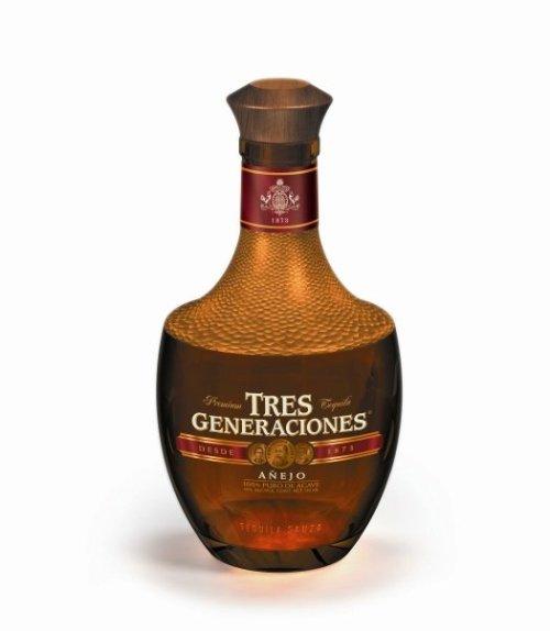 tres generaciones anejo Review: Tres Generaciones Anejo Tequila