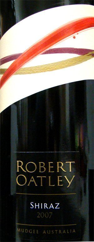 robert oatley shiraz Review: 2007 Robert Oatley Shiraz South Australia