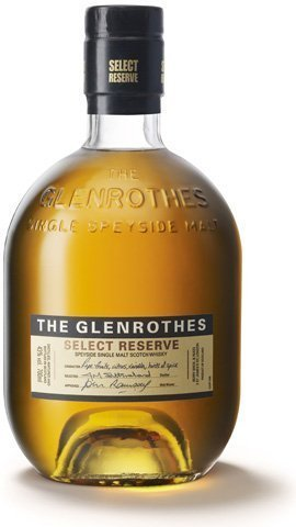 the glenrothes select reserve Review: The Glenrothes Select Reserve Single Malt Scotch Whisky