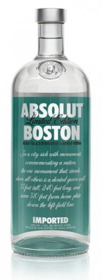 absolut boston Review: Absolut Boston Vodka