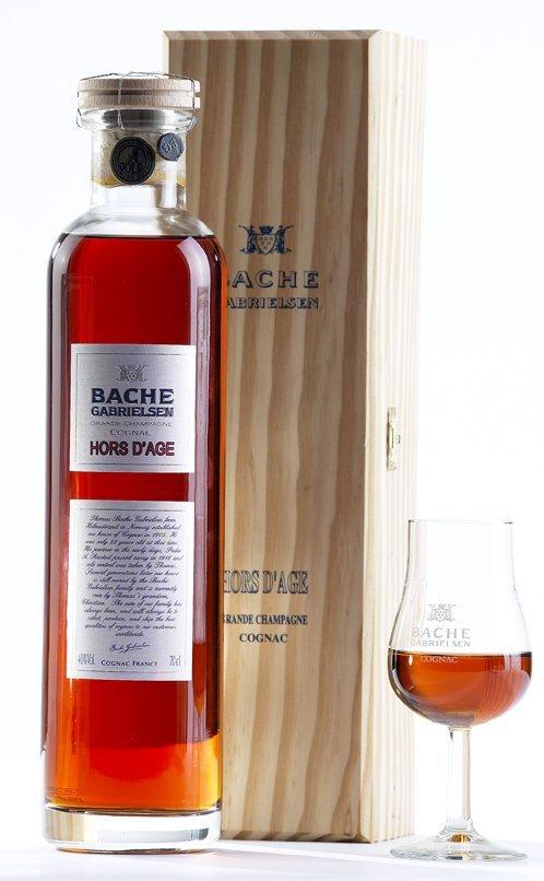 bache gabrielsen hors dage Review: Bache Gabrielsen Hors dAge Cognac