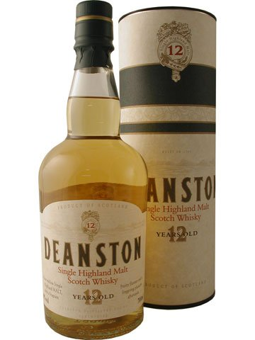 deanston scotch 12 year