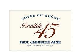 jaboulet parallele 45 Review: 2007 Paul Jaboulet Aîné Parallèle 45 Côtes du Rhône
