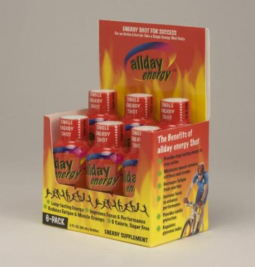 allday energy Review: Allday Energy Shot