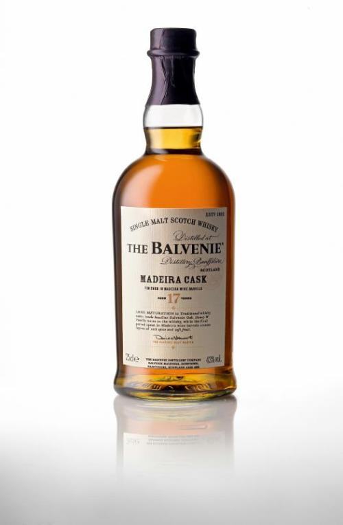 balvenie madeira cask 17 years old Review: The Balvenie Madeira Cask 17 Years Old