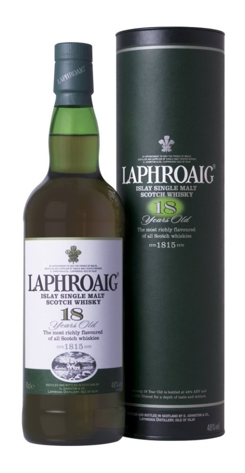 laphroaig 18 years old scotch Review: Laphroaig 18 Years Old Scotch Whisky