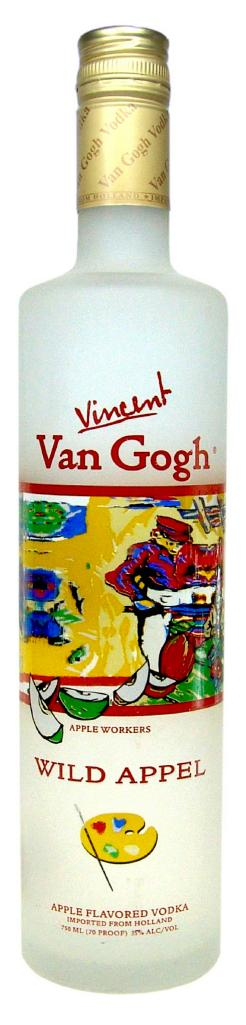 van gogh wild appel Review: Van Gogh Wild Appel Vodka