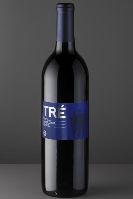 tre cellars merlot Review: Tré Wines