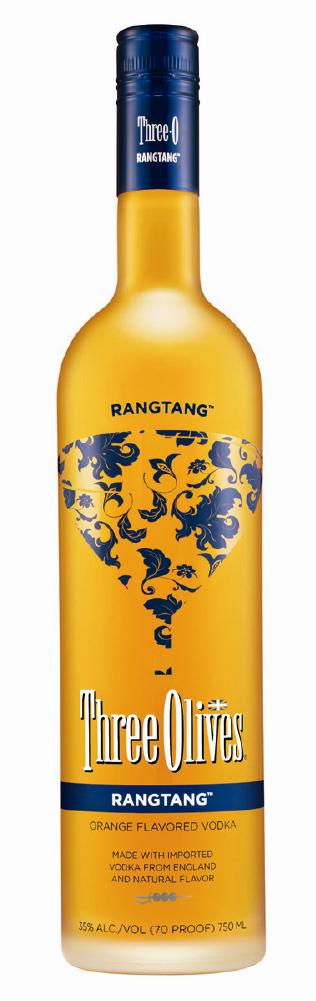 three olives rangtang vodka Review: Three Olives Rangtang Vodka