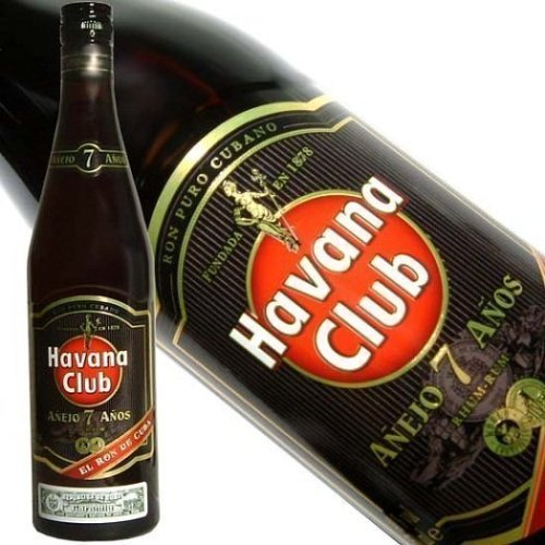 havana club 7 years old anejo Review: Havana Club Anejo Rum 7 Years Old