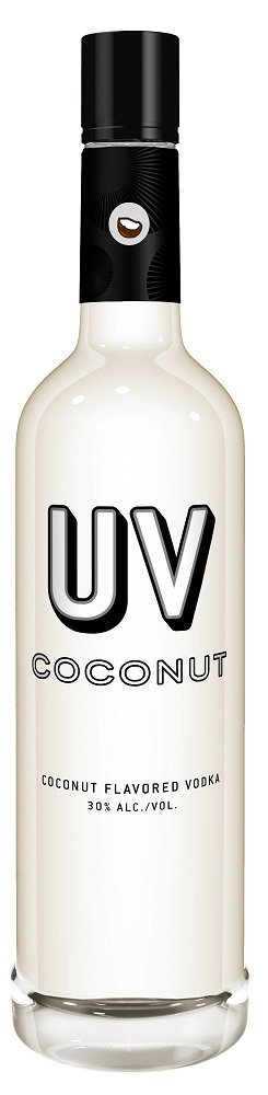 UV Coconut vodka Review: UV Coconut Vodka