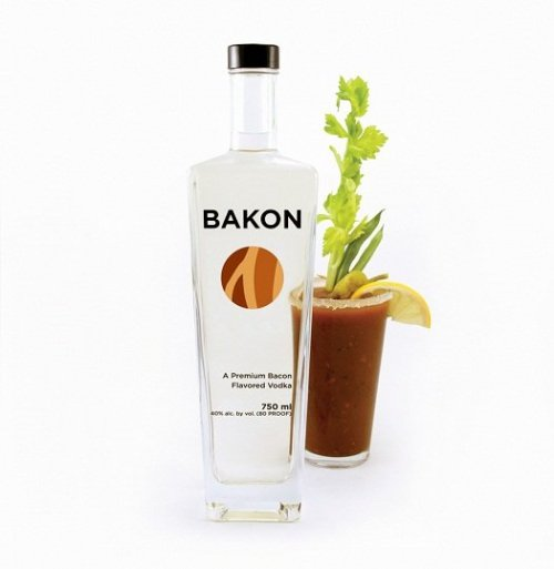 bakon vodka Review: Bakon Bacon Flavored Vodka