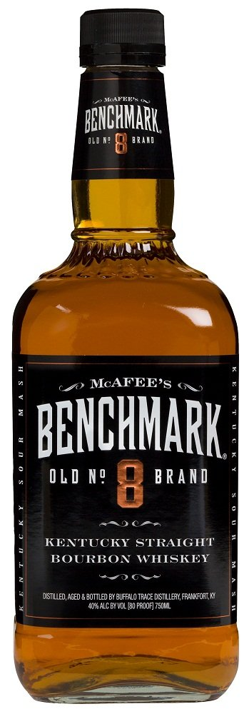 benchmark old no 8 bourbon Review: McAfees Benchmark Old No. 8 Brand Bourbon Whiskey
