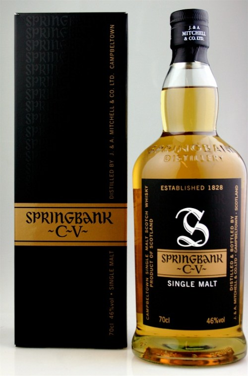Springbank CV Review: Springbank CV Single Malt Scotch Whisky