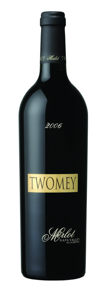Twomey 06 Merlot Review: 2006 Twomey Merlot Napa Valley