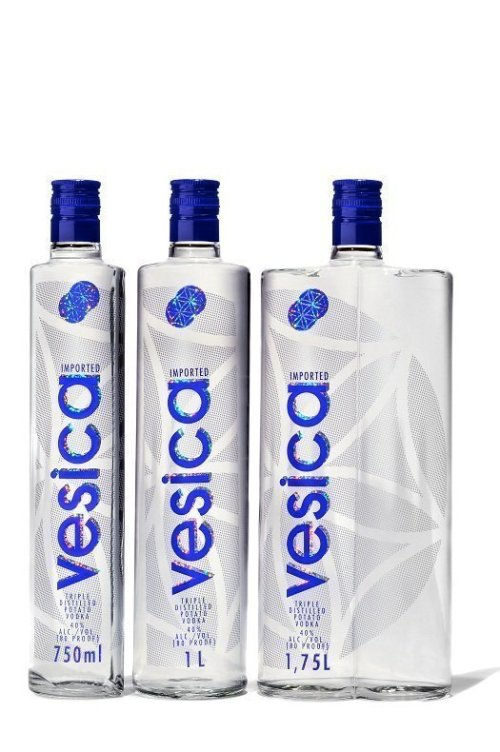Vesica vodka Review: Vesica Vodka