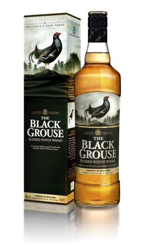 black grouse scotch whisky Review: The Black Grouse Blended Scotch Whisky