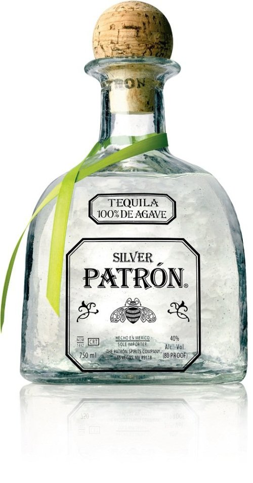 patron silver tequila Review: Patron Silver Tequila