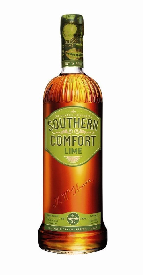 Southern Comfort Lime Review: Southern Comfort Lime