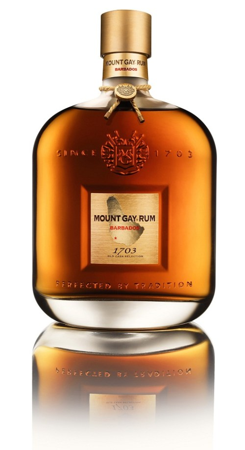 mount gay 1703 rum Review: Mount Gay Rum 1703 Old Cask Selection