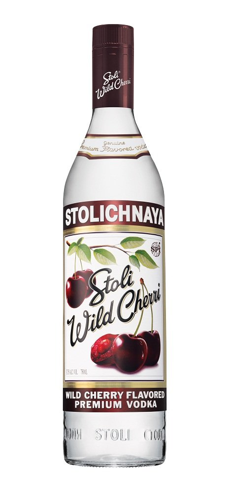 stoli wild cherri Review: Stolichnaya Stoli Wild Cherri Vodka