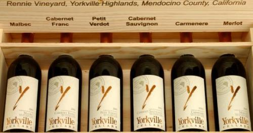 yorkville cellars six wines 525x276 Review: Yorkville Cellars Mendocino 2006 Wines
