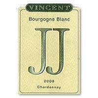 jj vincent chardonnay Review: 2009 JJ Vincent Bourgogne Blanc Chardonnay J.J.