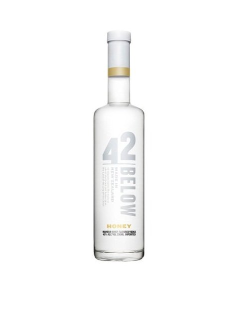 42 below Honey vodka Review: 42 Below Honey Vodka