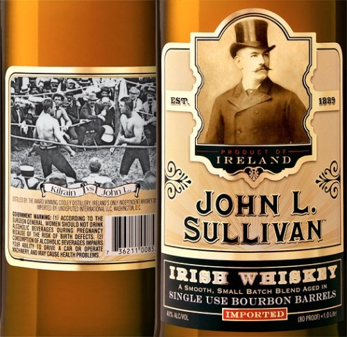 john l sullivan irish whiskey Review: John L. Sullivan Irish Whiskey