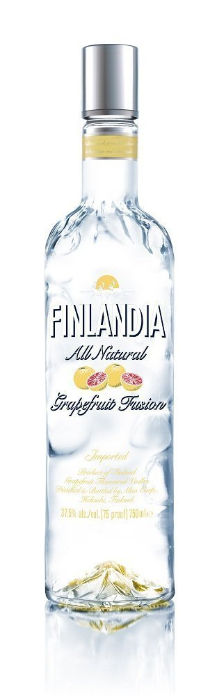 Finlandia Grapefruit vodla Review: Finlandia Grapefruit Fusion Vodka