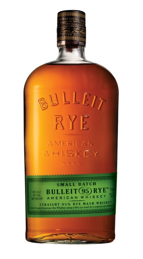bulleit rye whiskey Review: Bulleit Rye Whiskey