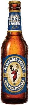 Alexander Keiths Nova Scotia Style Lager