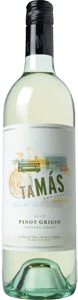tamas pinot grigio Review: Tamás Estates Wines