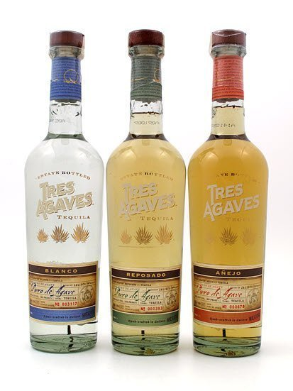 tres agaves tequila Review: Tres Agaves Tequila