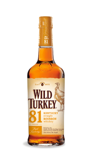 wild turkey 81 Review: Wild Turkey 81 Bourbon