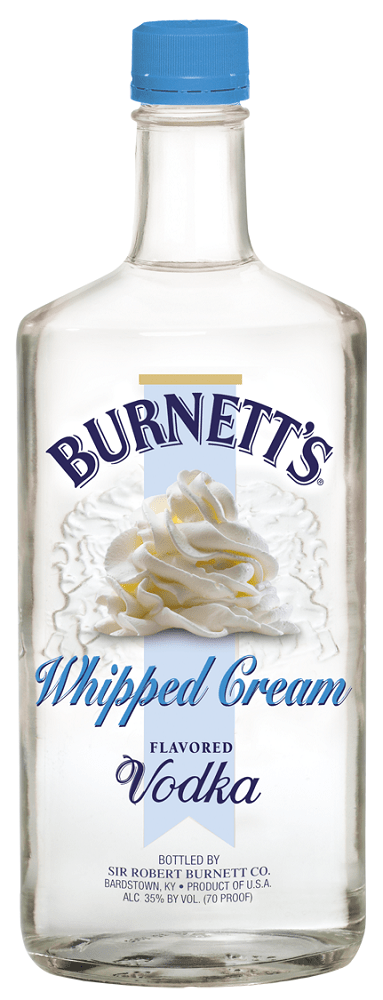 burnetts whipped cream vodka Review: Burnetts Whipped Cream Vodka