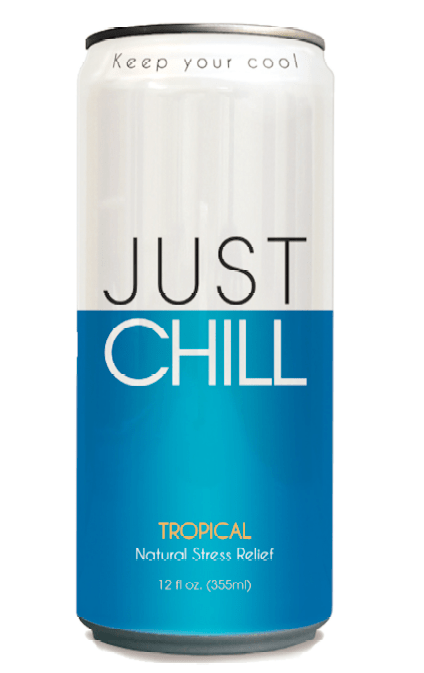 just chill Review: Just Chill Natural Stress Relief Beverage