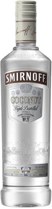 smirnoff coconut Rev