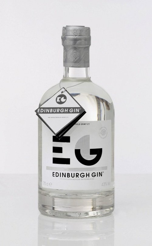 Edinburgh Gin Review: Edinburgh Gin