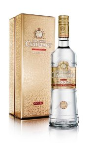 russian standard gold vodka 185x300 Drinkhacker's 2011 Holiday Gift Guide – Best Alcohol/Spirits for Christmas